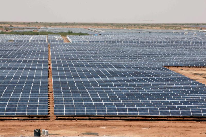 solar panel in kuch